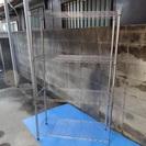 (清掃済) メタルラック 4段 高さ150x幅90x奥行35(cm)