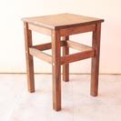 【渋谷区】木の椅子【手渡し】
