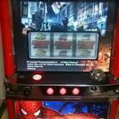 パチスロ スパイダーマン2 実機