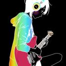 新規バンド結成のため、Gt.を募集します(#^.^#)