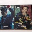 美品【BIGBANG】クリスマスカード 額付 ファンクラブ限定 サ...