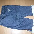 メゾピアノ ズボン サイズ110