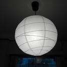 IKEA 照明器具(LED電球付き)