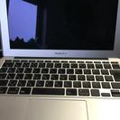 MacBook Air11インチ2011