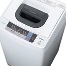 日立全自動洗濯機 5kg  2016製 洗濯機用ニップル付けます