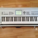 】美品【KORG TRITON WORKSTATION 61鍵 専...
