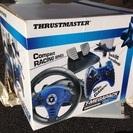 194)THURUSTMASTER製のハンコンセット