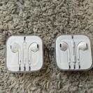 iPhone イヤホン (2個セット)