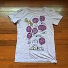 ユニクロ スヌーピーのTシャツ S