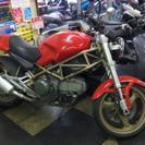 【不動車・期間限定価格】ducati monster400