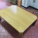 座卓とローテーブル