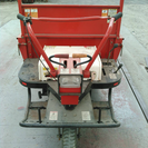 ヤンマー TG162 3輪運搬車