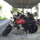 エイプ50登録   80cc エンジン