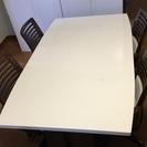 ■ 食卓テーブル(椅子付き)を無料で差し上げます!!
