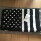 大人気wtw購入‼️新品未使用タグ付き 星条旗柄タオル