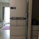 三菱MR-S40J-W2 5ドア ノンフロン大型冷蔵庫