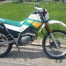 セロー225 セル付き 走行距離1449km オフロード バイク