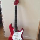 ギター  フェンダーストラトキャスター 限定モデル