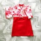ベビードレス 袴