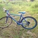 スポーツバイク自転車|7段変速|Raychell +708