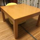 無印良品  こたつ テーブル