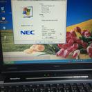 値下げ!NEC win XP SP3 リカバリ済み。 リカバリ領域...