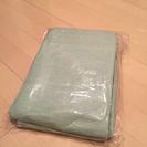 【ニトリカーテン新品未開封】緑の可愛いカーテンお譲りします