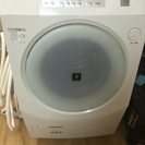 SHARP ドラム式洗濯乾燥機 プラズマクラスター