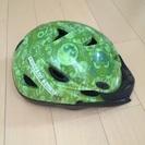 【取引終了】自転車用子供ヘルメット