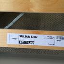 無料IKEAベッドスノコ シングル×2