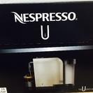 Nespresso ネスプレッソ 購入後未使用、箱のみ開封