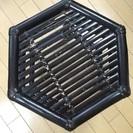 六角形サイドテーブル