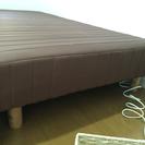 シングルベッド(足つきマットレス)