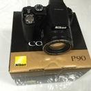 【中古】コンパクトデジタルカメラNikon COOLPIX P90