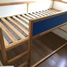 IKEAのベッド差し上げます