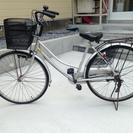 26・24インチ自転車あげます
