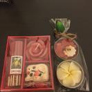 お香&キャンドル