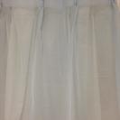 レースカーテン 110×180cm