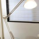 【お値下げ中】アームスタンドライト スタンド照明
