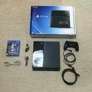 PlayStation 4 ジェット・ブラック 500GB (CU...