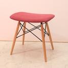 【渋谷区】赤の椅子【手渡し】