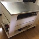 キッチン収納 アイランドカウンター