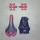 スポーツサイクル用のパーツ