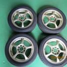 (中古)軽自動車用ホイールタイヤセット売ります。