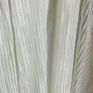 ニトリのレースカーテン