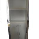 ニトリ  カラーボックス  本棚 収納 白