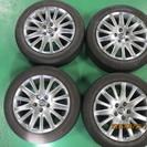 (中古)UZS186マジェスタ純正タイヤホイールセット売ります。