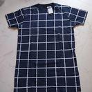 shisky ロング丈Tシャツ ゆったり着れるタイプ Lサイズ