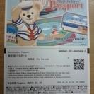 東京ディズニーリゾートパスポート 大人用2枚