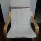 値下げ IKEA POANG 子供用椅子